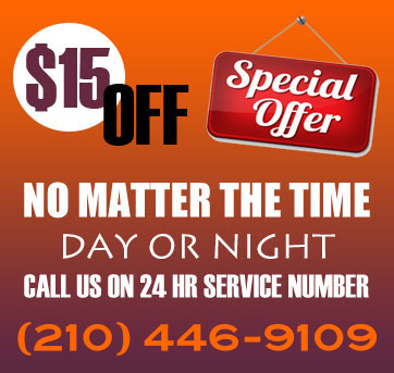 24 Hours Locksmith San Antonio Coupon